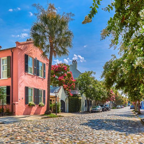 american cities that look european charleston