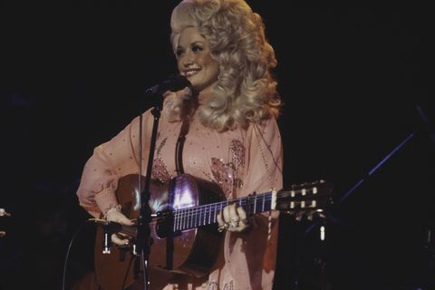 dolly parton in new york