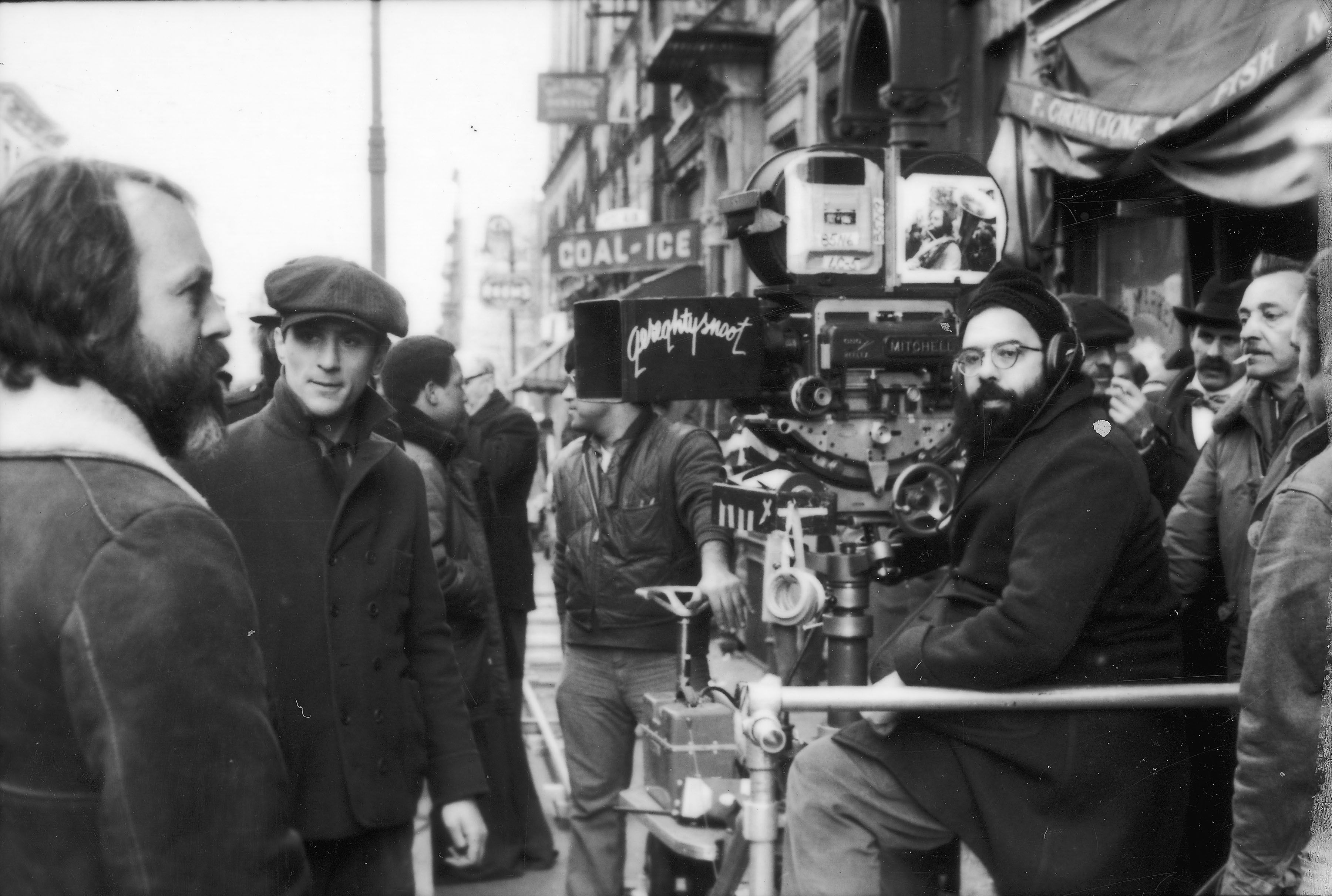 42 Behind-the-Scenes Photos From the Set of The Godfather Trilogy