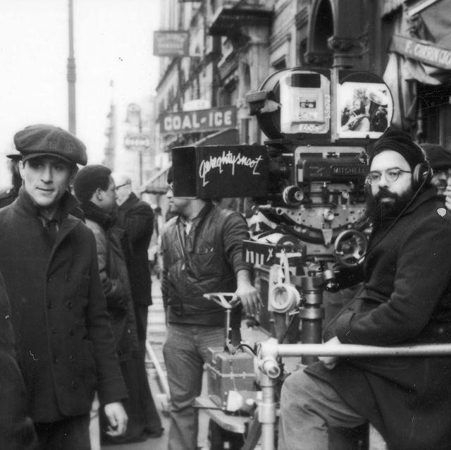 """coppola on the set of """"godfather ii'"""