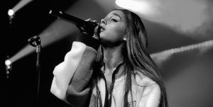 American Express And Ariana Grande Present 'The Sweetener Sessions' At New York's Irving Plaza