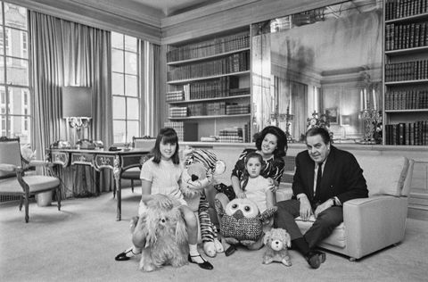albert broccoli and his family