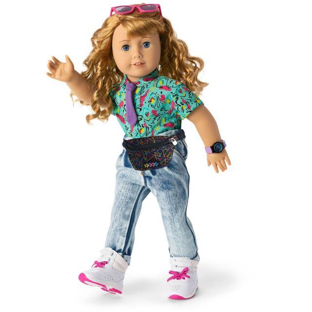 american girl courtney doll