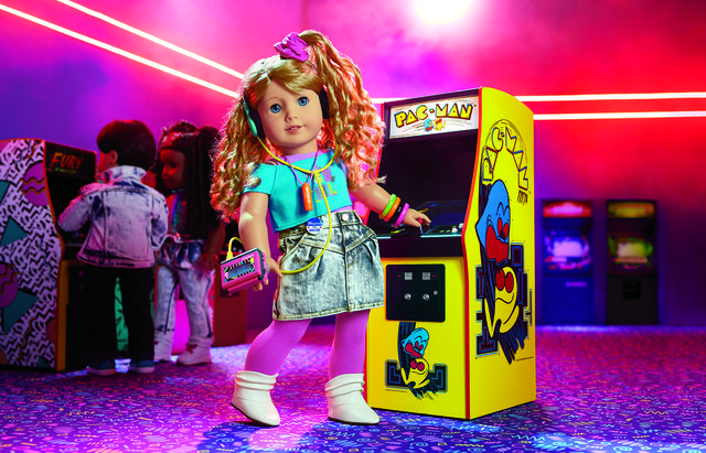 american girl doll courtney