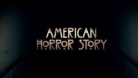 logo de la serie american horror story