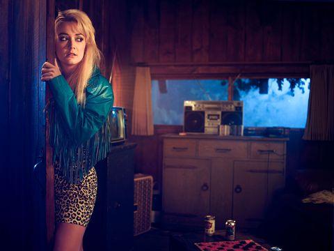 Billie Lourd as Montana, AHS: 1984
