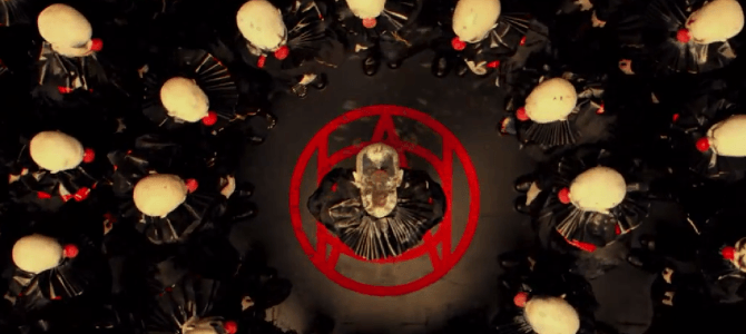 The New American Horror Story: Cult Teaser and Poster Are Straight-Up Disgusting