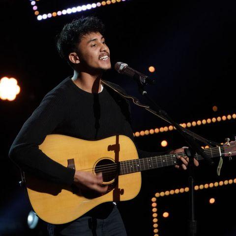 ABC 'American Idol' Season 3 Arthur Gunn, Dibesh Pokharel