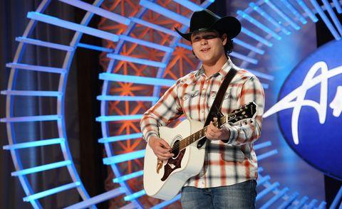American Idol 2021 Contestant Caleb Kennedy