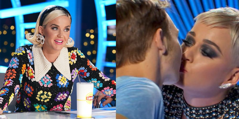 See American Idol Judge Katy Perry S Most Controversial Moments On The Abc Show