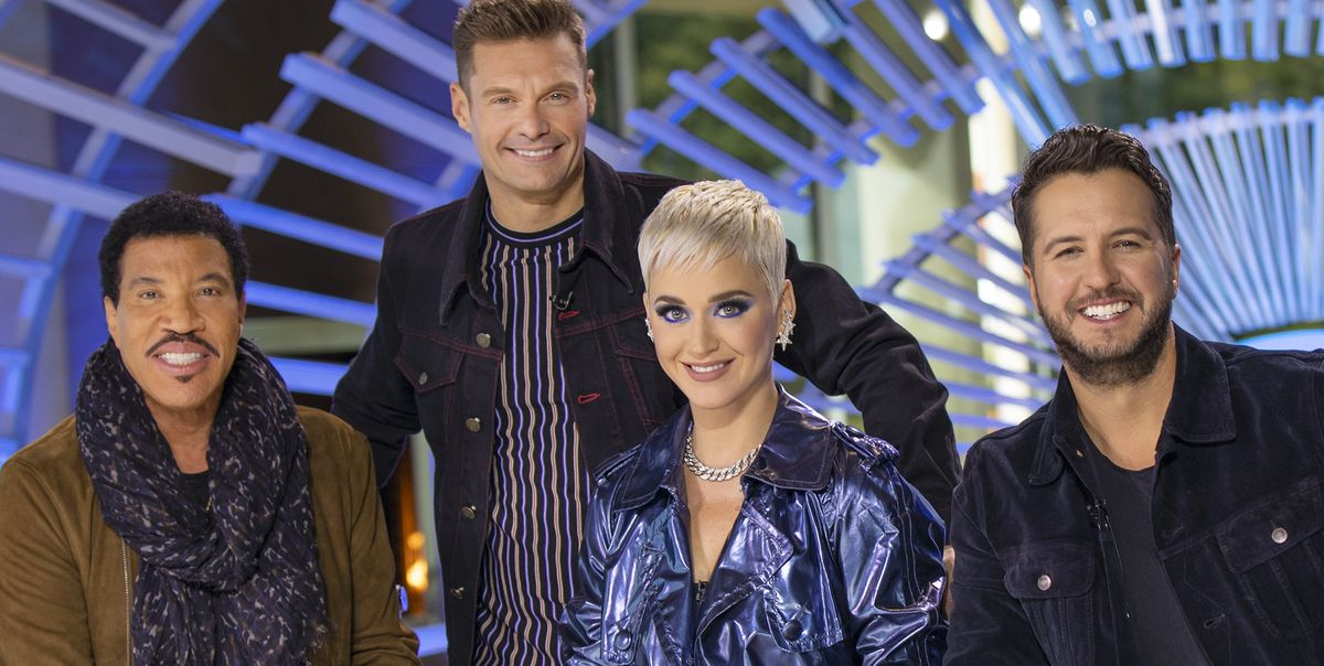 This Awkward Moment Between the 'American Idol' Judges Is Making Us Cringe
