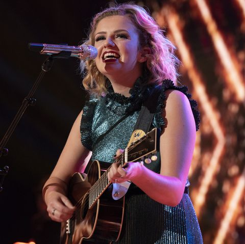 Did 'American Idol' Winner Maddie Poppe Throw Shade at the Show Before the 2019 Finale?