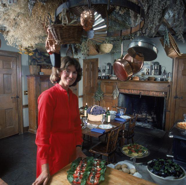 martha stewart in the kitchen