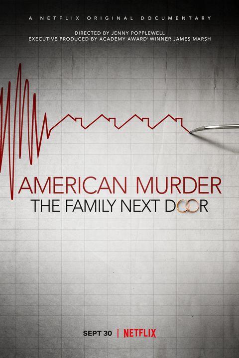 american murder the family next door movie poster