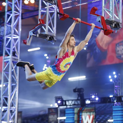 Inside the Extremely Intense 'American Ninja Warrior' Tryout Process