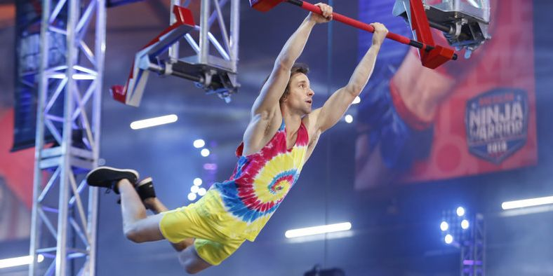 American Ninja Warrior Tryouts Course And Application