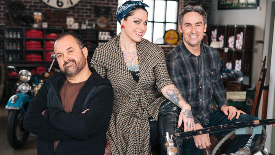 American Pickers Cast Season 20 Meet Mike Wolfe, Danielle