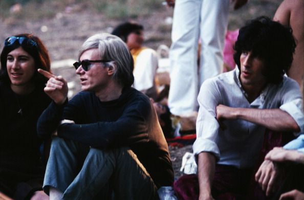warhol in central park