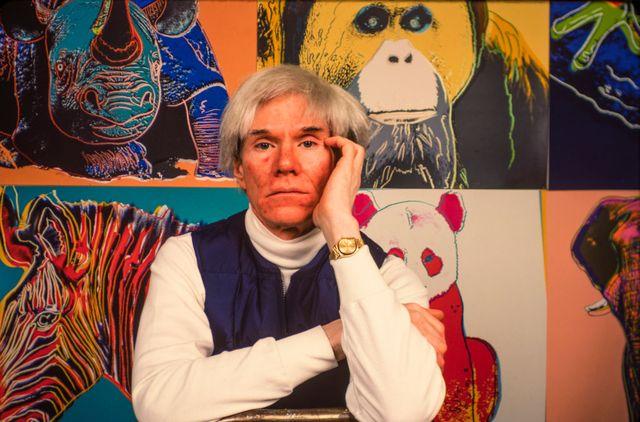 pop art artisti, andy warhol