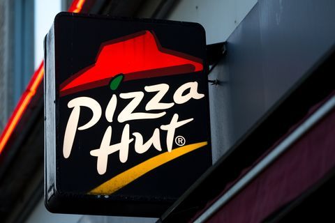 American restaurant chain and international franchise Pizza...