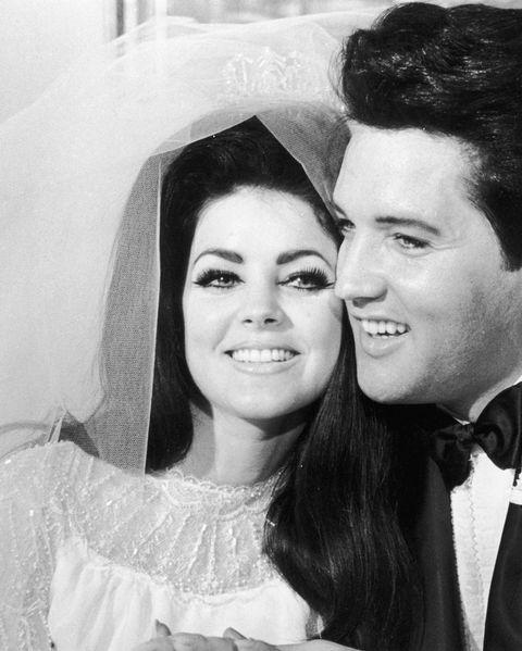 Presley Weds