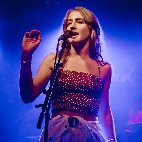 Ingrid Andress Performs In Berlin