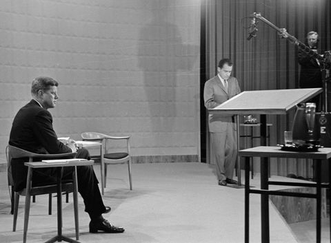 The First Televisied Presidential Debate