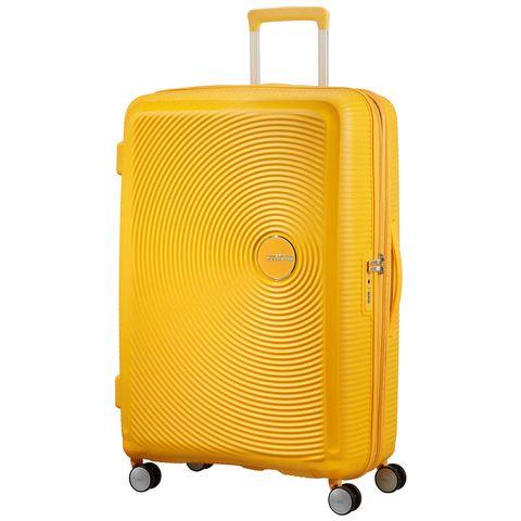 American Tourister Soundbox 4-Spinner Wheel 77cm Large Suitcase, John Lewis