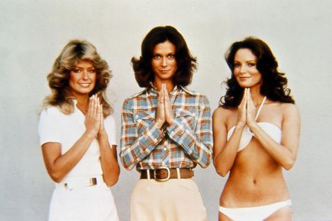 Cast Of 'charlie's Angels'