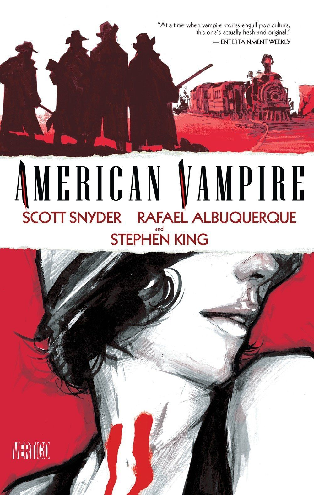 stephen king vampire book - american vampire
