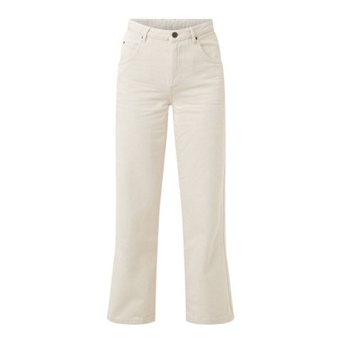 american vintage tineborow high waist straight fit jeans