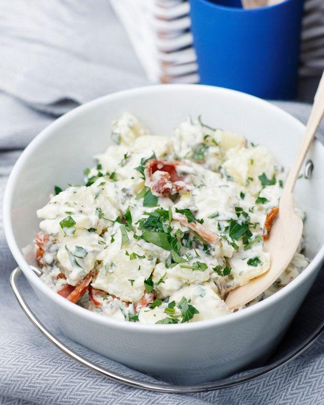 americana potato salad