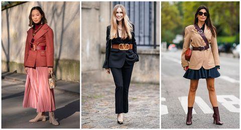 Clothing, Fashion, Street fashion, Pink, Fashion model, Footwear, Outerwear, Jacket, Jeans, Blazer,