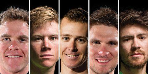 five americans tour de france