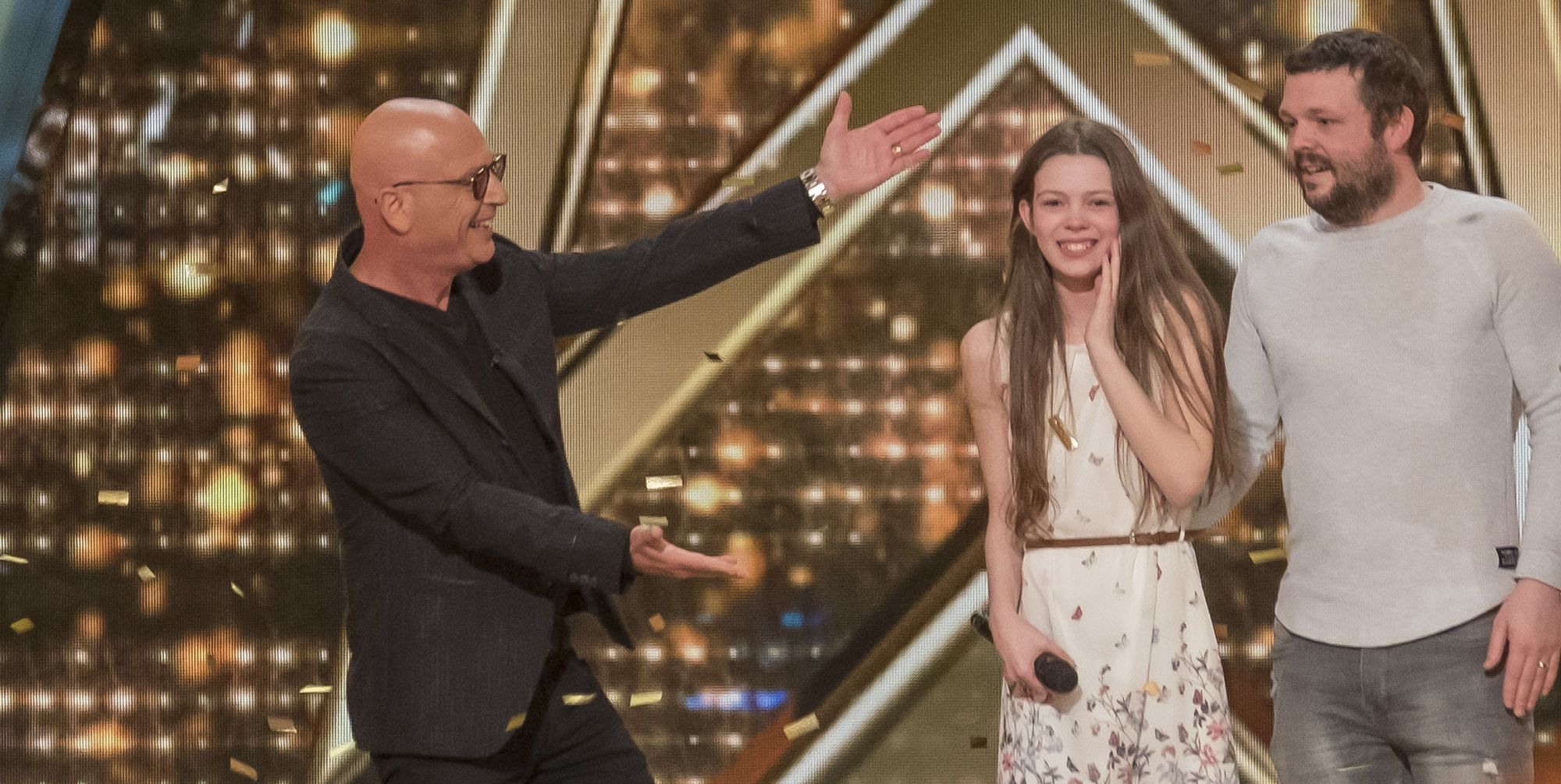 Courtney Hadwin on 'America's Got Talent'