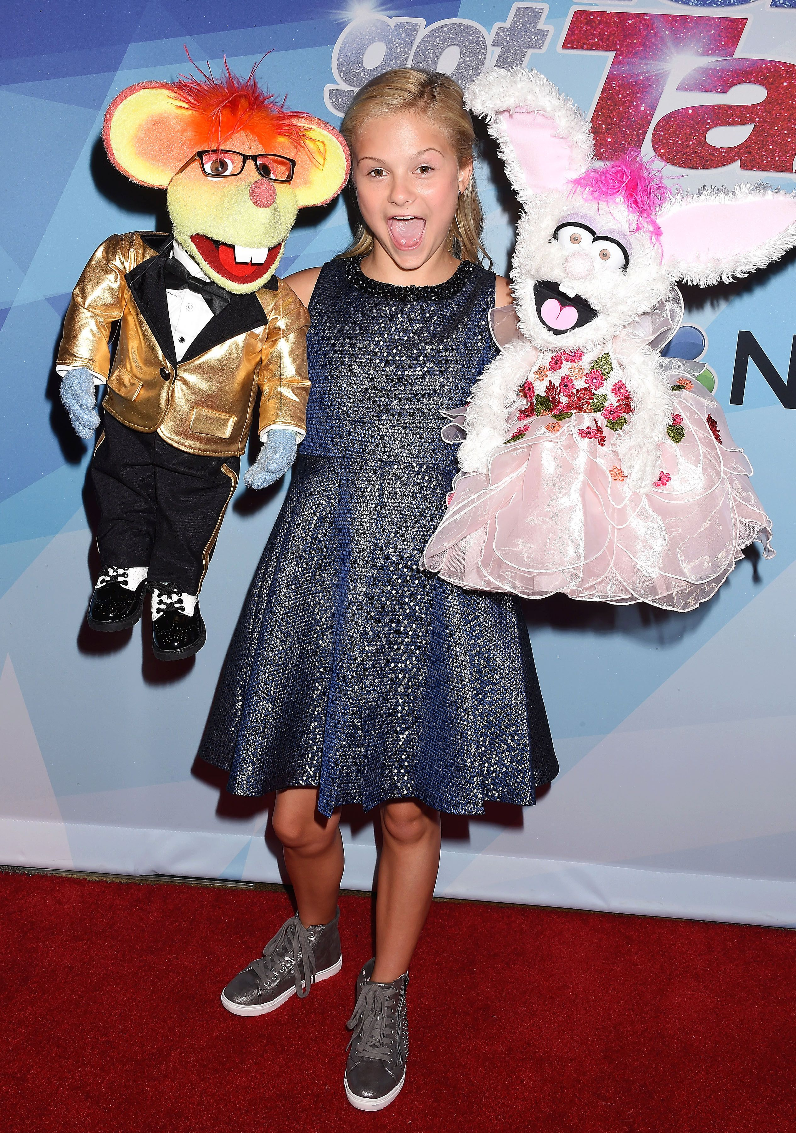 6 Things to Know About Darci Lynne Farmer, 'AGT' Winner and