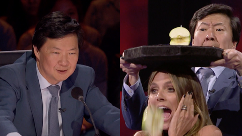 'America's Got Talent' Fans Are Upset After Ken Jeong Doesn't Give Golden Buzzer to Bow and Arrow Act During Judges Cuts