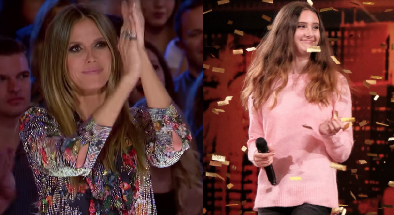 America's Got Talent' Fans Are Upset After Heidi Klum Gave