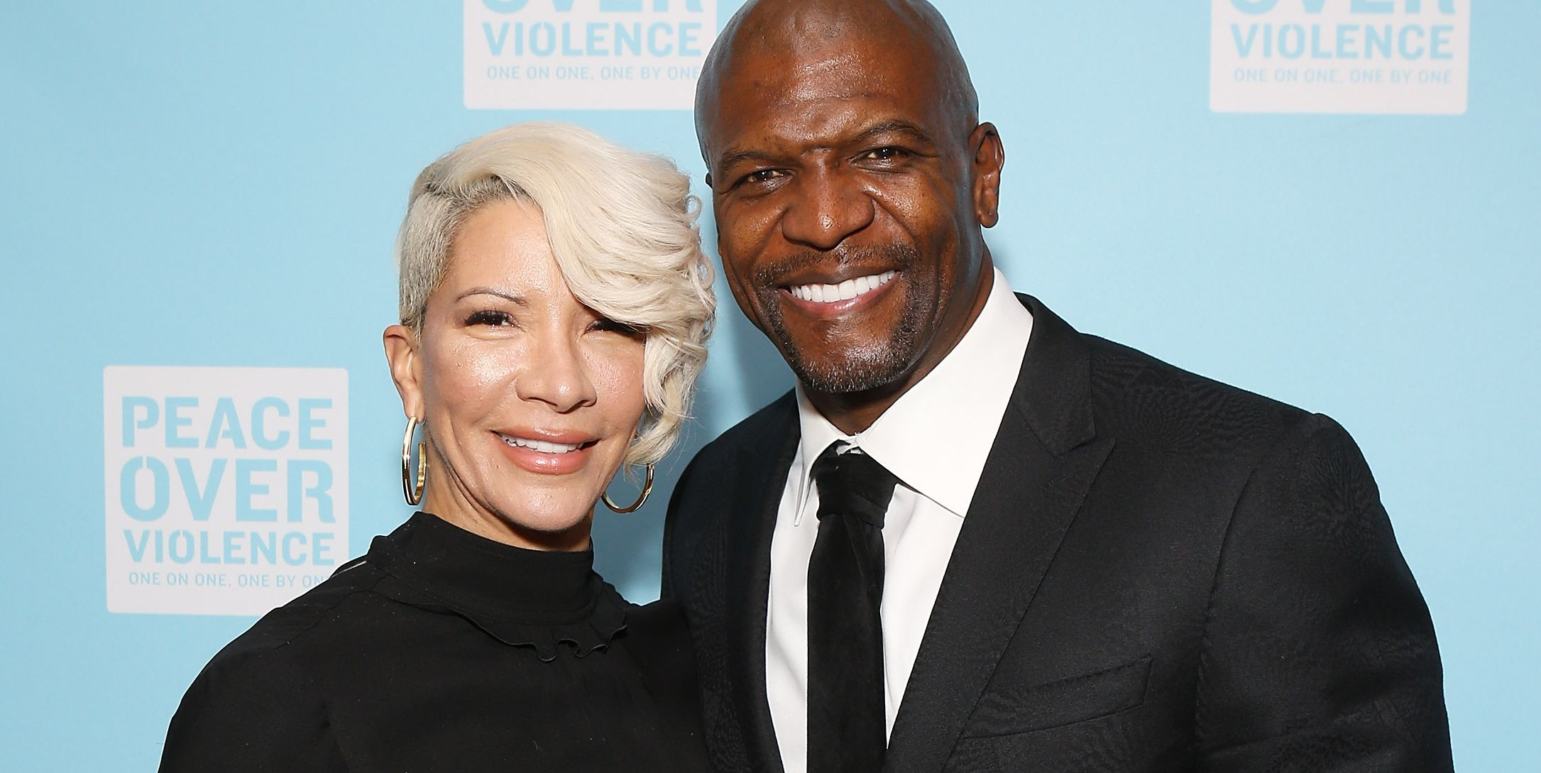 America S Got Talent Host Terry Crews And His Wife Have