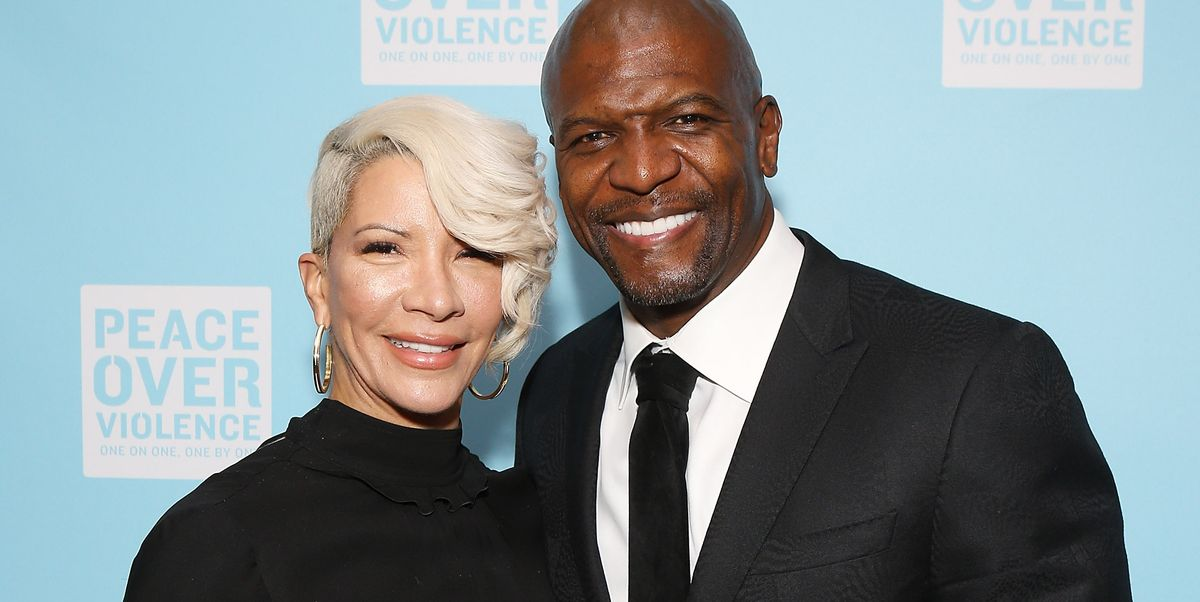 terry crews wife eye