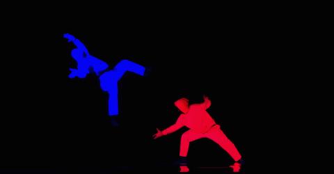 EXCLUSIVE: 'America's Got Talent' Udi Dance Group Surprises Judges in Heart-Pounding Clip