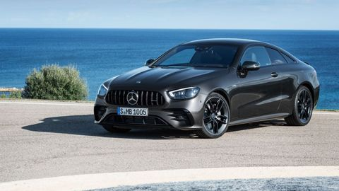 2021 mercedes amg e53 4matic coupe