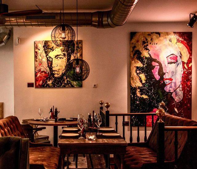 restaurante amicis, madrid