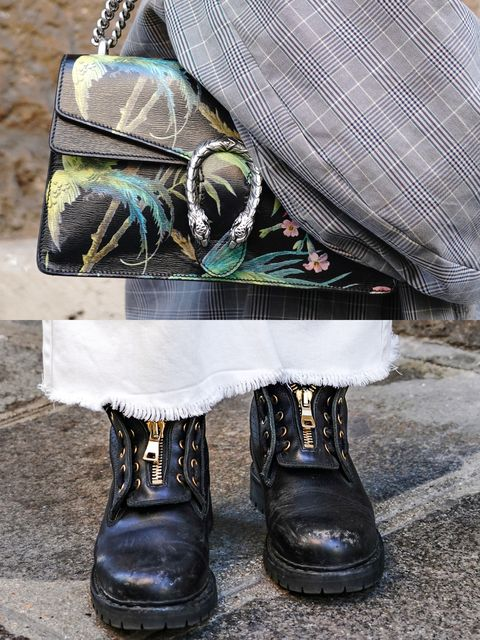 Footwear, Black, Shoe, Boot, Hiking boot, Fashion accessory, Pattern, Athletic shoe, Style,