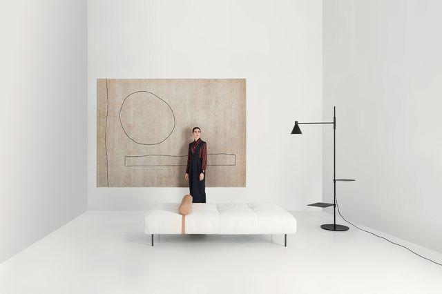 amini, tappeti di design, collezione ritagli