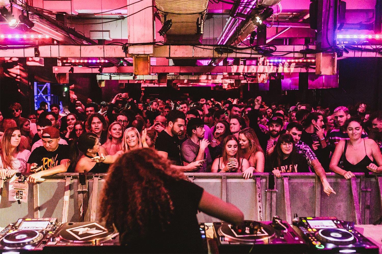 Amnesia Presents Pyramid, London club night