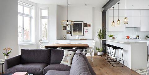 Ecco il progetto dell\'ampliamento di una casa con veranda a ...