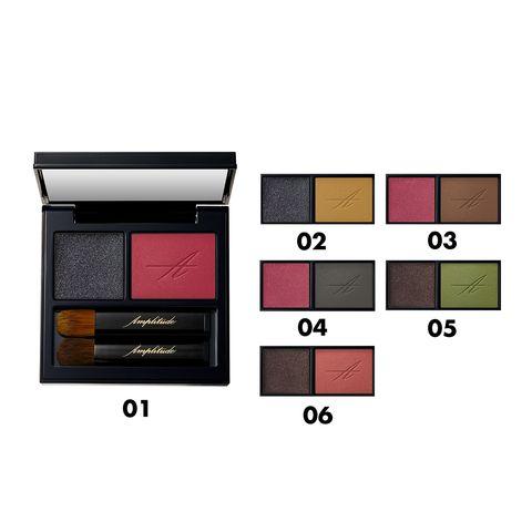 Eye shadow, Eye, Beauty, Cosmetics, Organ, Pink, Brown, Human body, Beige, Material property,