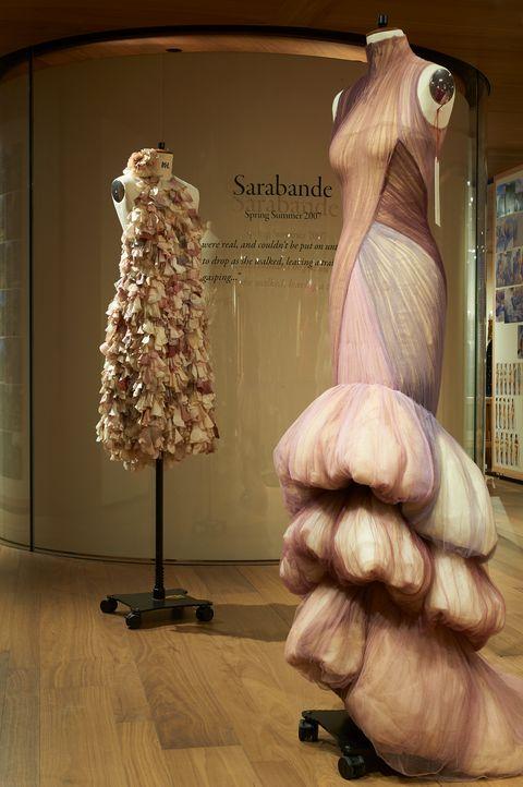 Alexander McQueen Roses exhibition