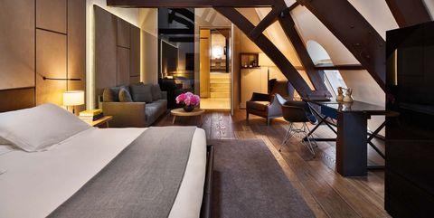 Hotelnacht Amsterdam, Conservatorium Hotel Amsterdam